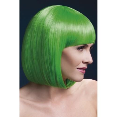 Wig Elise neon green