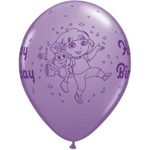 Balloon Dora the Explorer Bday