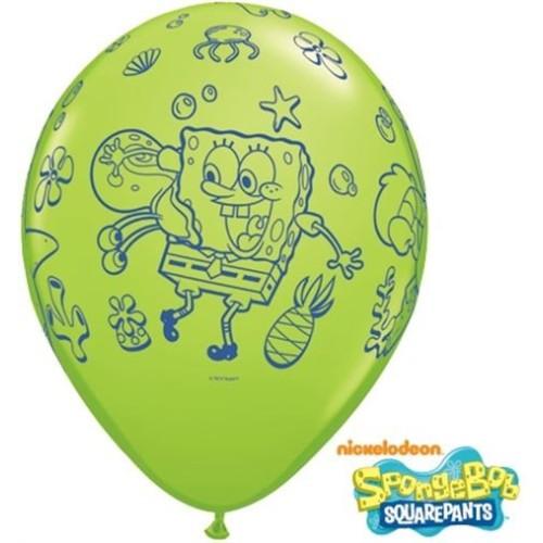 Balloon Sponge Bob
