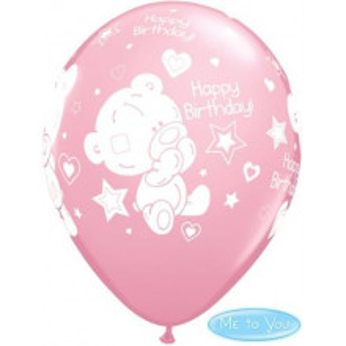 Balloon Tinny Tatty Bday