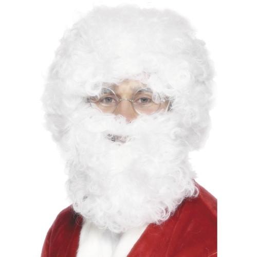 Božičkova brada in lasulja
