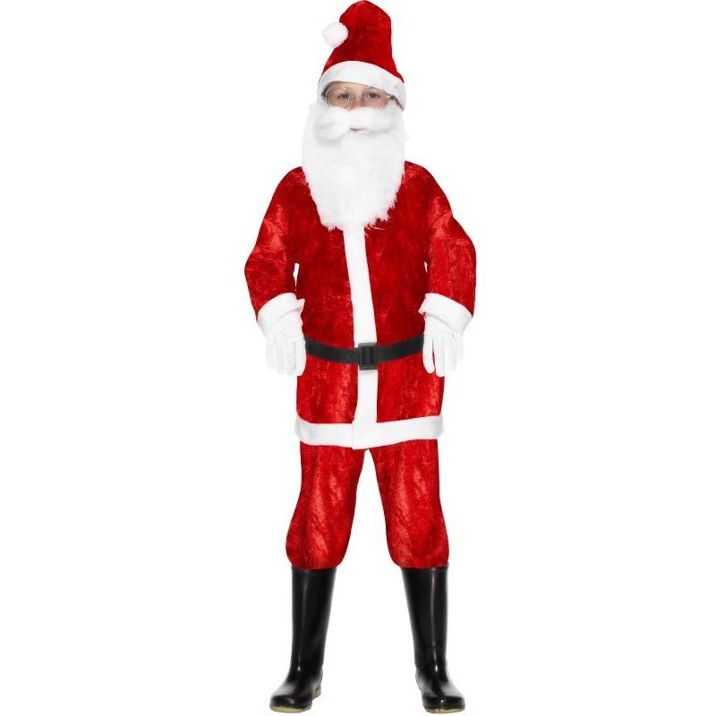Mali Božiček kostum