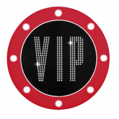 VIP decoration