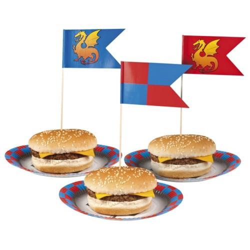 Viteške zastavice