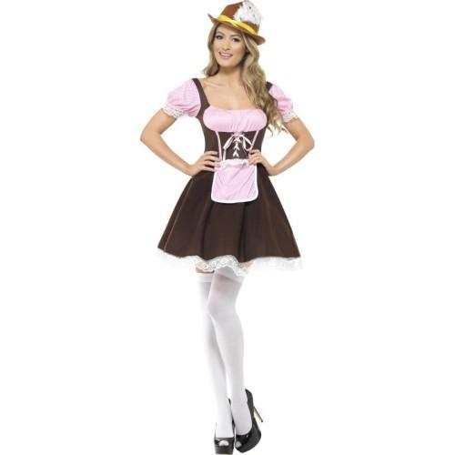 Taverna dekle kostum