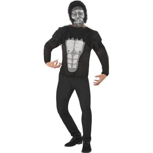 Gorila kostum komplet
