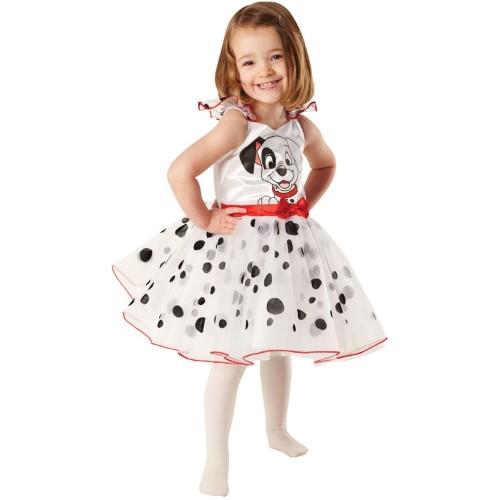 101 dalmatinec balerina kostum