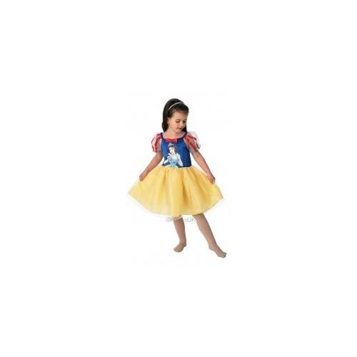 Snow white ballerina costum