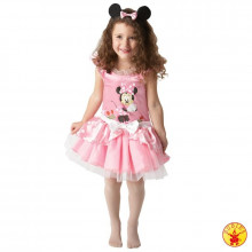 Minnie Mouse balerina pink kostum