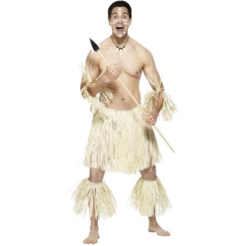 Zulu bojevnik kostum