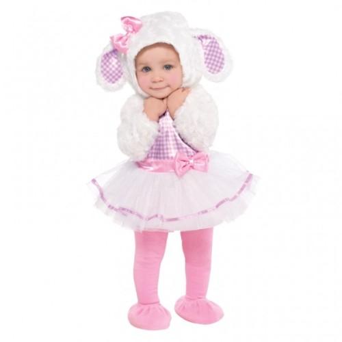 Simpatična ovčka kostum