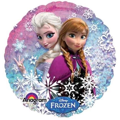 Frozen Holographic - folija balon