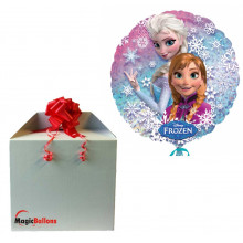 Frozen Holographic - foil balloon in a package