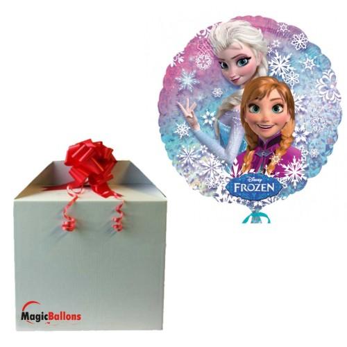 Frozen Holographic - Folienballon in Paket