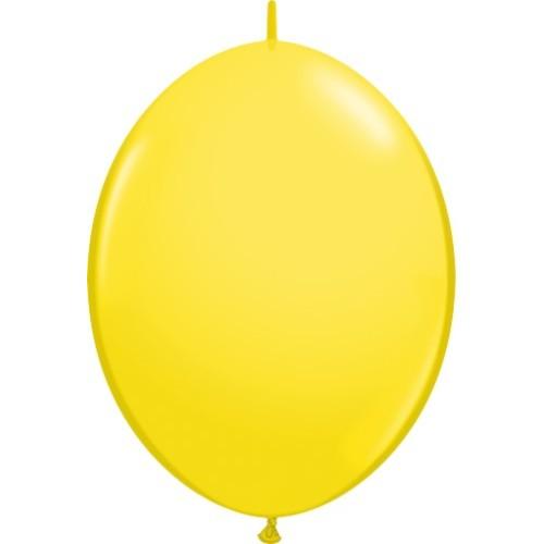 Balon Quick Link - rumen 15 cm