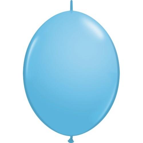 Balon Quick Link - svetlo moder 15 cm