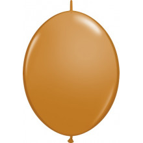 Balon Quick Link - rjav 15 cm