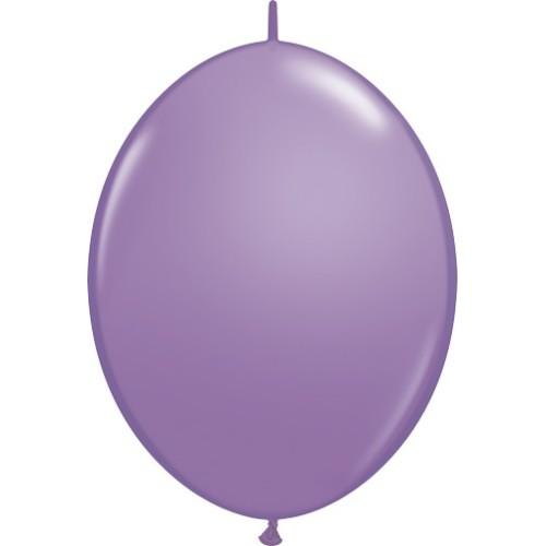 Balon Quick Link - lila 15 cm
