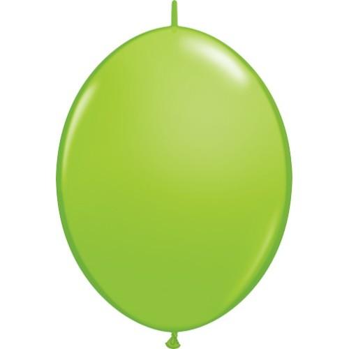 Balon Quick Link - svetlo zelen 15 cm