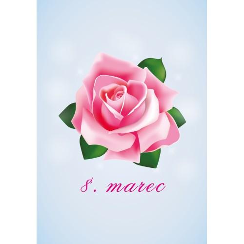 Greeting card 8.marec