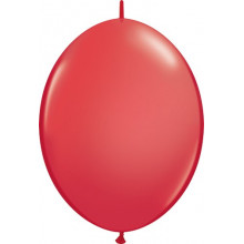 """Balloon Quick Link - red 12"""""""