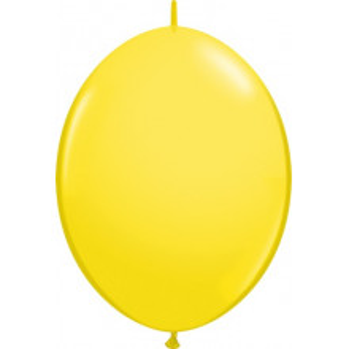 "Balloon Quick Link - yellow 12"""