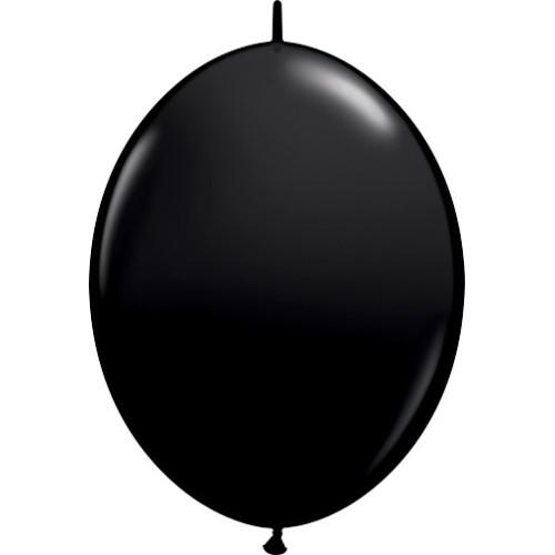 "Balloon Quick Link - onyx black 12"""