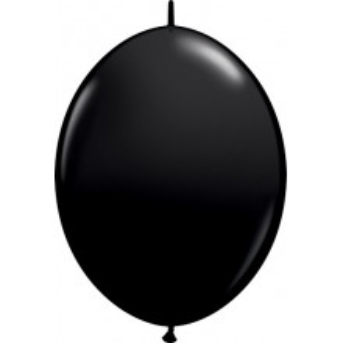 Balon Quick Link - črn 30 cm
