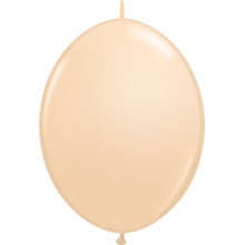"Balloon Quick Link - blush 12"""