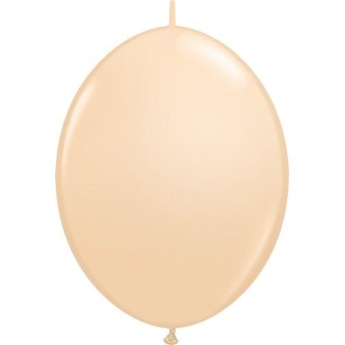Balon Quick Link - kožno rjav 30 cm