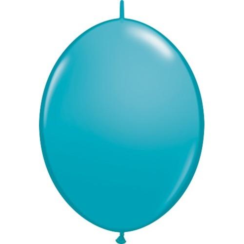 Balon Quick Link - tropsko zelen 30 cm