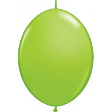"""Balloon Quick Link - lime green 12"""""""