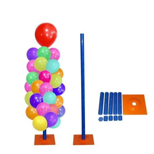 Balloon display stand