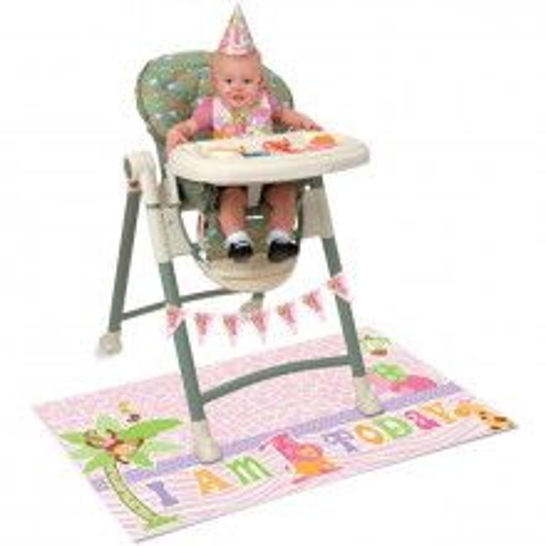 Pink Safari chair kit