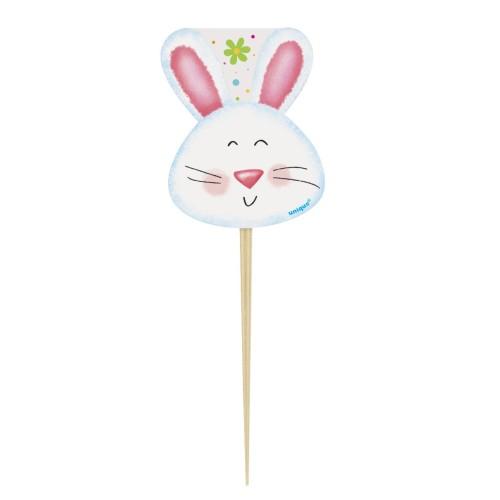 Happy Easter Bunny palčke