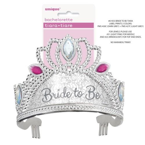 Bachelorette Diadem Bride to be
