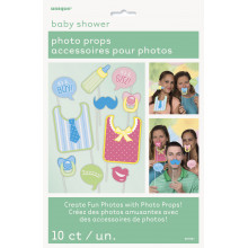 Baby shower photo kit