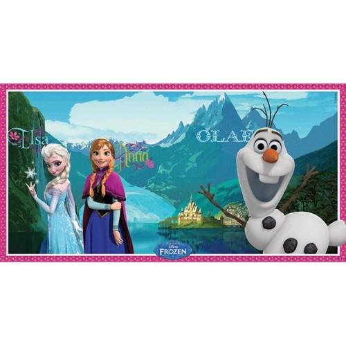 Frozen scene setter