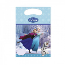 Frozen Ice Skating party bag
