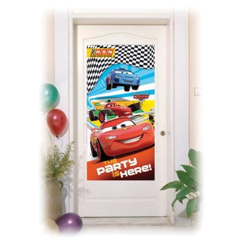 Cars RSN door poster