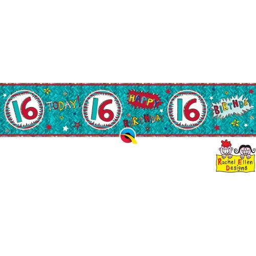 Rachel Ellen 16 banner