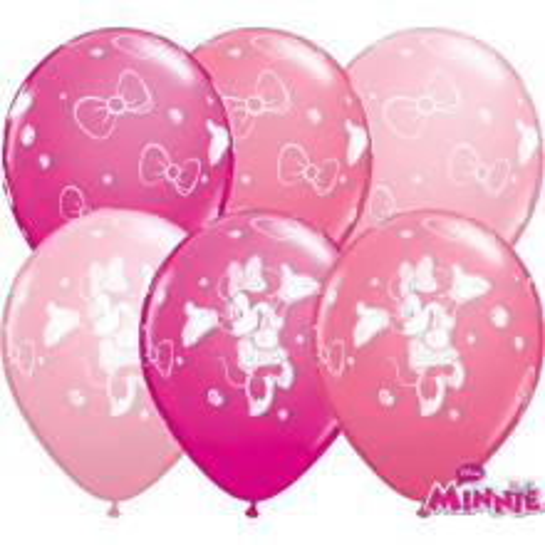 Ballon Minnie Mouse