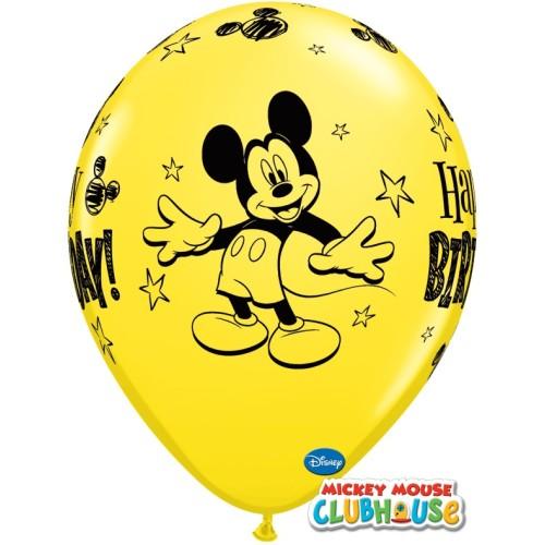Balloon Mickey Mouse Bday