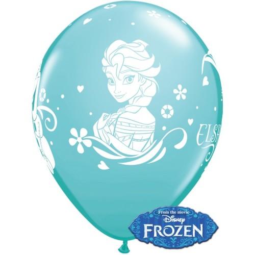 Balon zamrznut - Anna, Elsa, Olaf