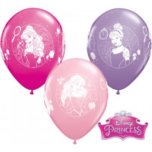 Balon Princess Cameos