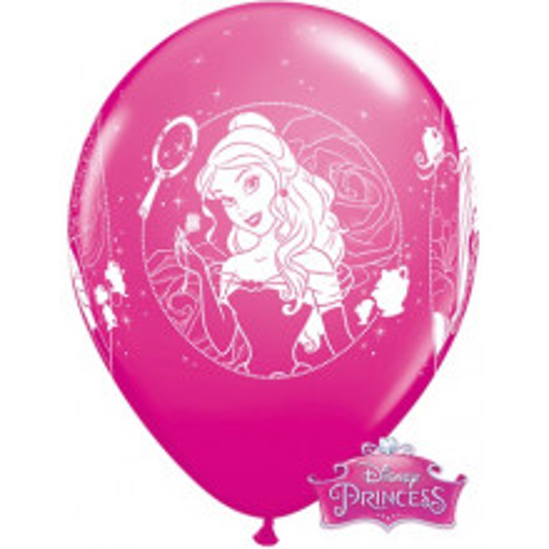 Balon od lateksa 28 cm - Princeza Cameos