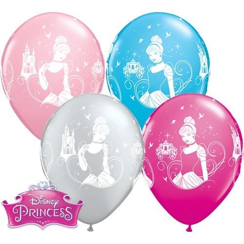 Balloon Cinderella