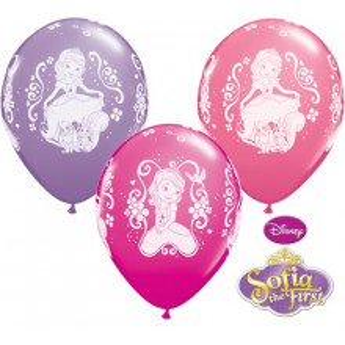 Balloon Sofia The First