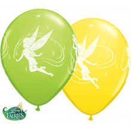 Balloon Tinker Bell