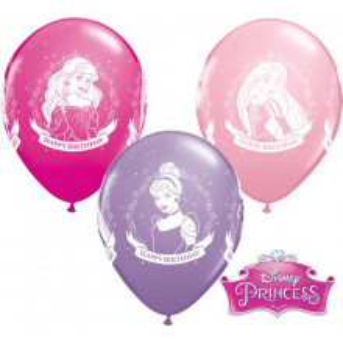 Balon Princess Bday